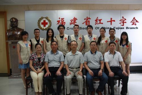 刘莹莹:海峡论坛 情系两岸;志愿服务